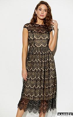 Платье Жаклин, Черный