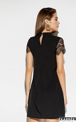 Платье Дольче, Черный