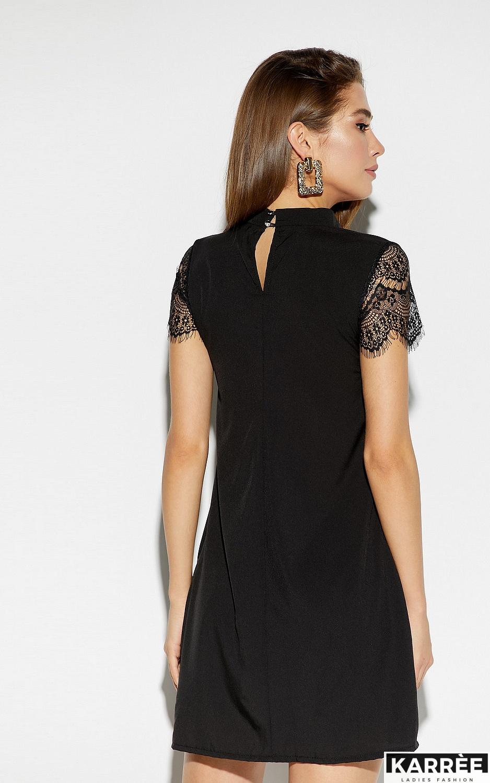 Платье Дольче, Черный - фото 2