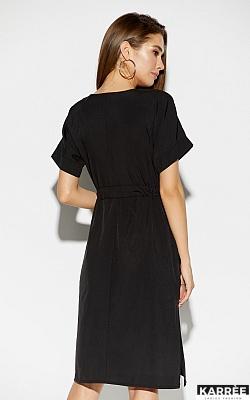 Платье Элис, Черный