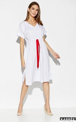 Платье Элис, Белый