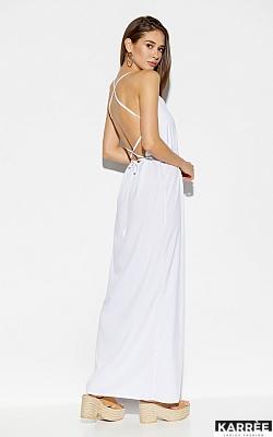 Платье Монреаль, Белый