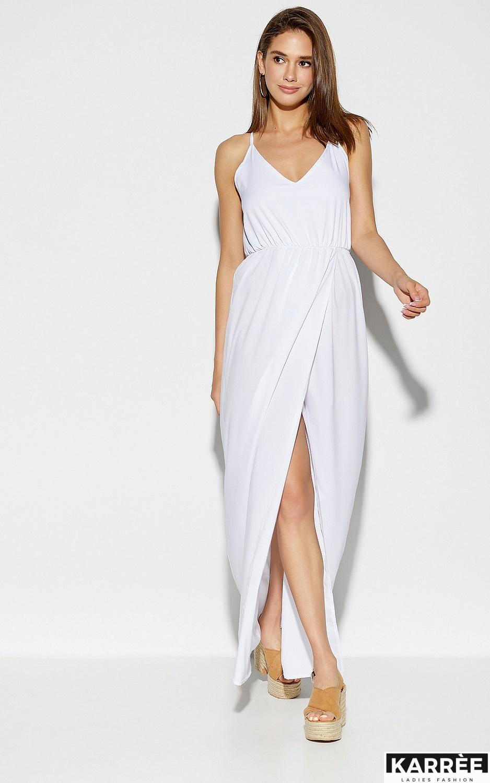Платье Монреаль, Белый - фото 3
