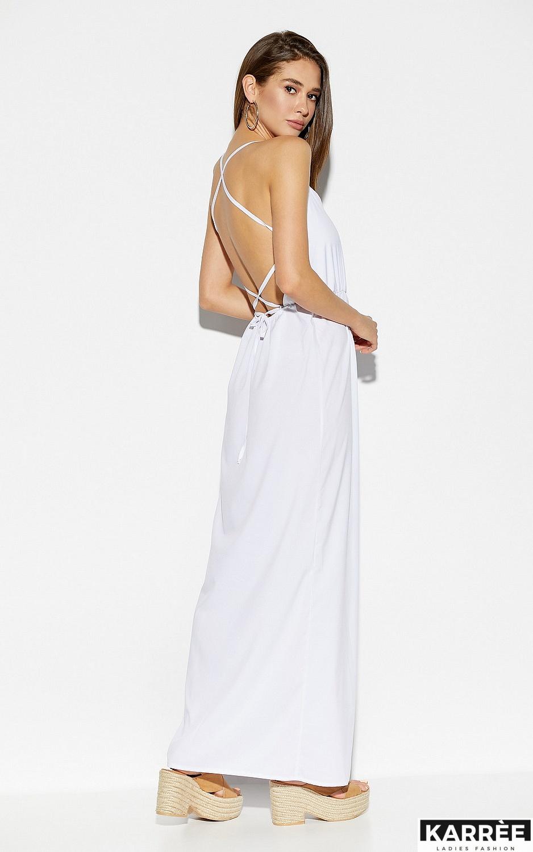Платье Монреаль, Белый - фото 2