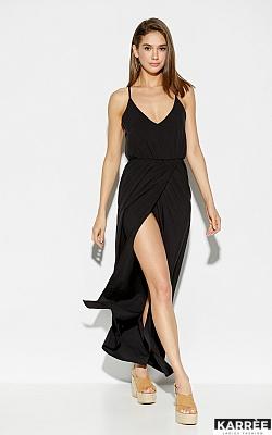 Платье Монреаль, Черный