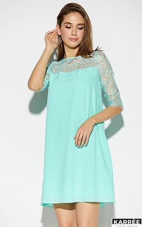 Платье Скай, Ментоловый - фото 1