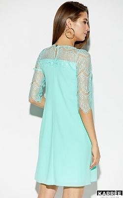 Платье Скай, Ментоловый