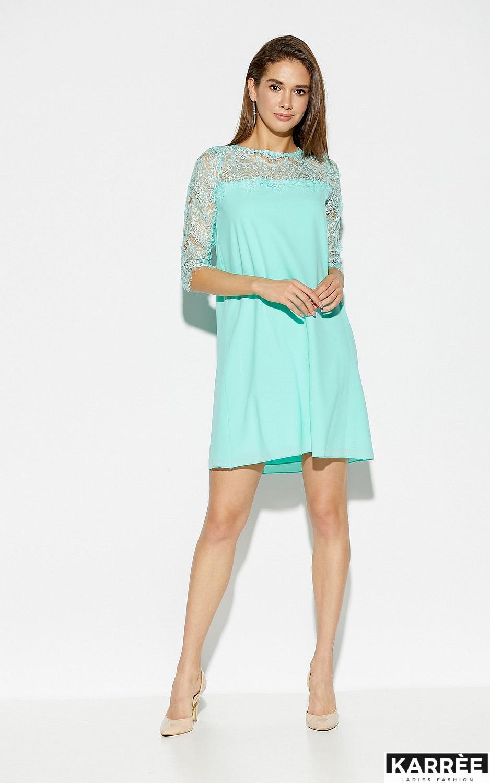 Платье Скай, Ментоловый - фото 3
