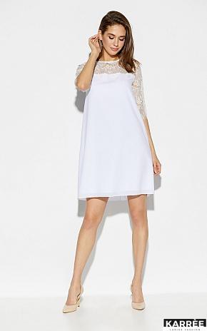 Платье Скай, Белый - фото 1