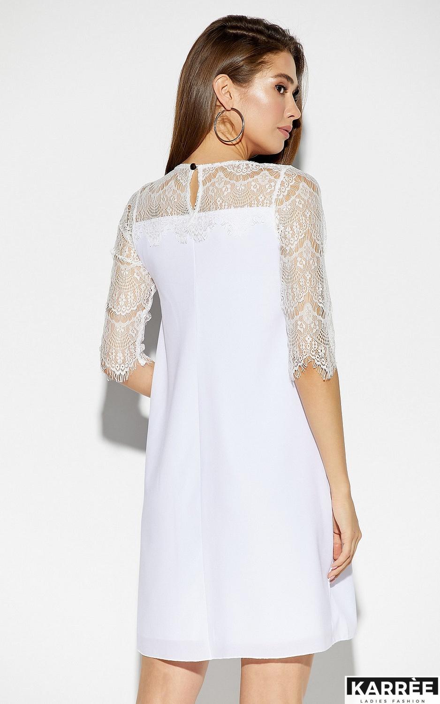Платье Скай, Белый - фото 3