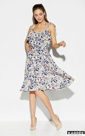 Платье Аква, Пудровый - фото 3
