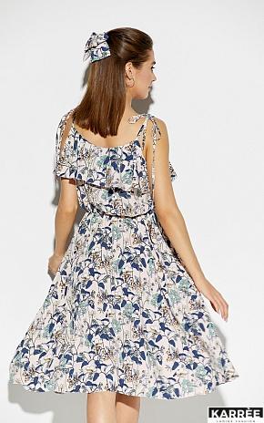 Платье Аква, Пудровый - фото 4