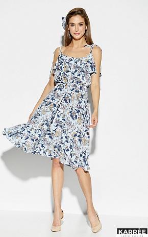 Платье Аква, Голубой - фото 1