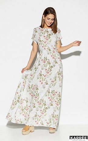 Платье Джессика, Белый - фото 3