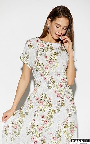 Платье Джессика, Белый - фото 1