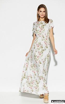 Платье Джессика, Белый