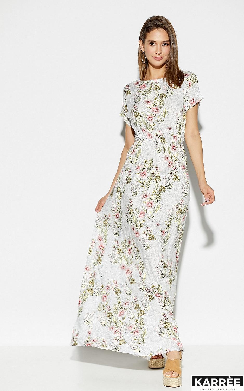 Платье Джессика, Белый - фото 2