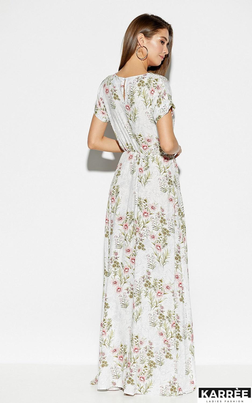 Платье Джессика, Белый - фото 4