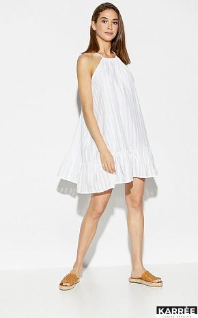 Платье Джанин, Белый - фото 1