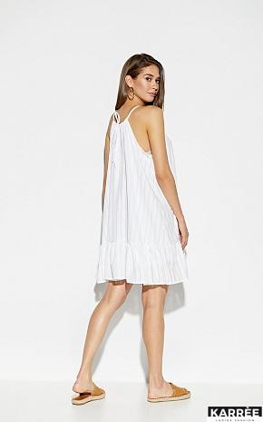 Платье Джанин, Белый - фото 4