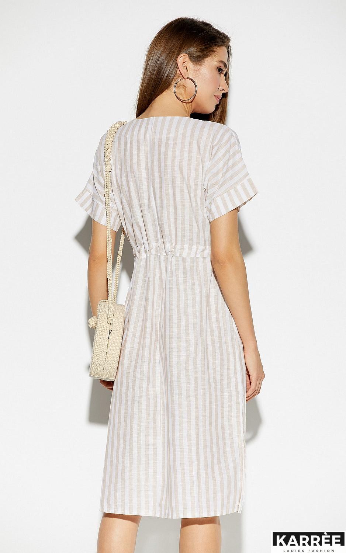 Платье Мохито, Бежевый - фото 4
