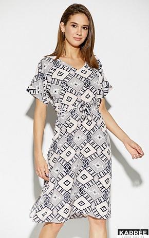 Платье Антония, Комбинированный - фото 1
