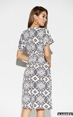 Платье Антония, Комбинированный