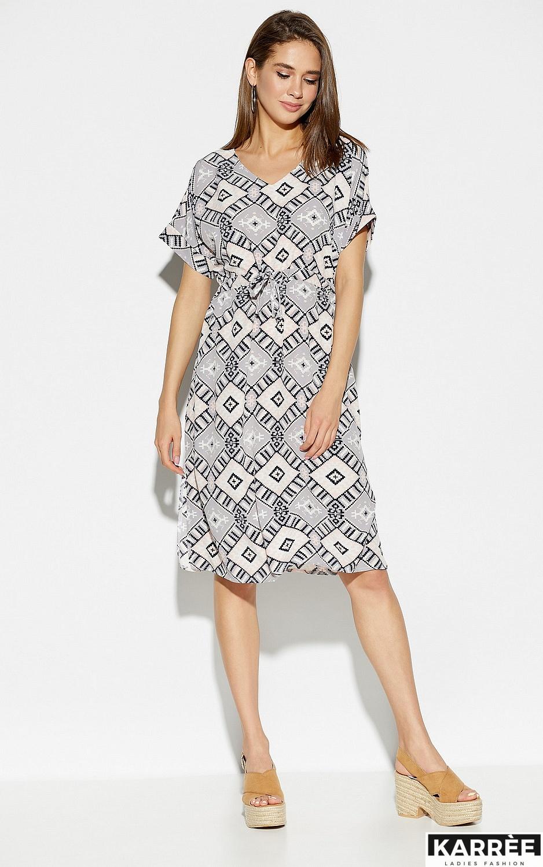 Платье Антония, Комбинированный - фото 3