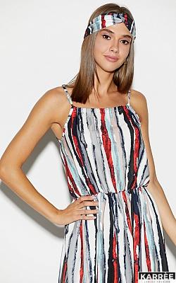 Платье Райт, Красный