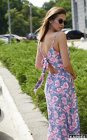Платье Мерида, Серый - фото 1
