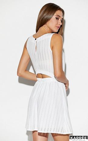 Платье Анаконда, Белый - фото 1