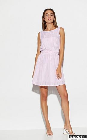 Платье Анаконда, Розовый - фото 1