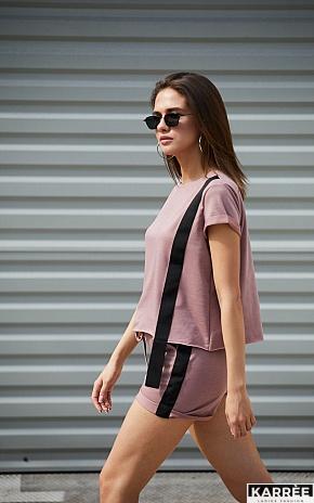 Костюм Кейт, Пыльно-розовый - фото 1