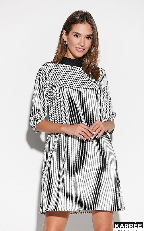 Платье Осло, Черный - фото 3