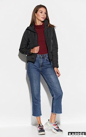 Куртка Джей, Черный - фото 1