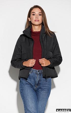 Куртка Джей, Черный - фото 2