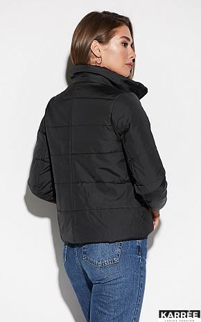 Куртка Джей, Черный - фото 4