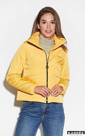 Куртка Джей, Желтый - фото 1