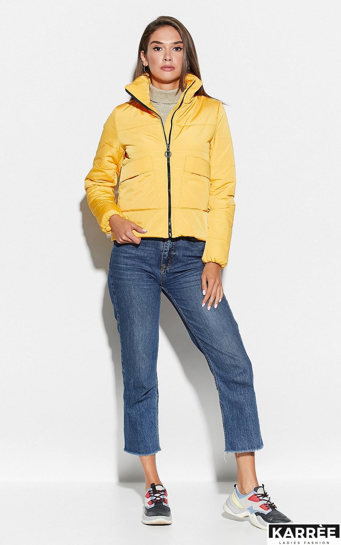 Куртка Джей, Желтый - фото 4