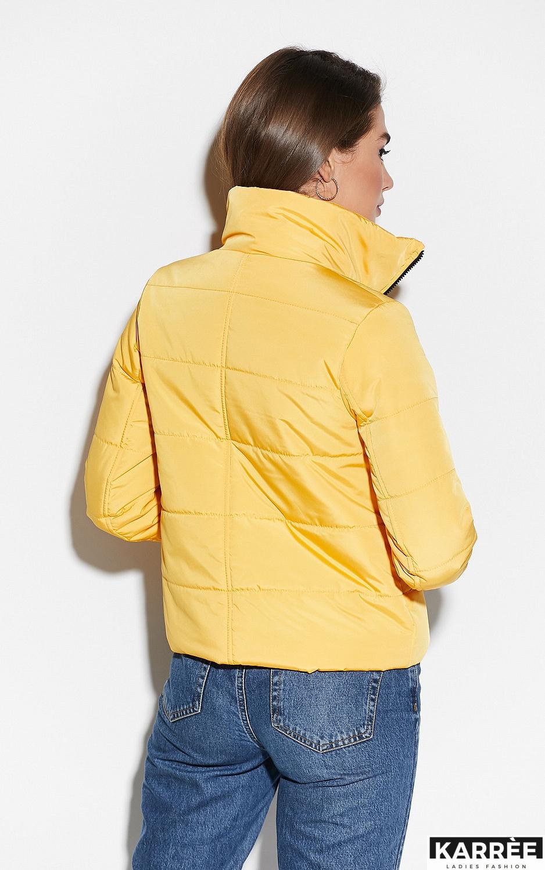 Куртка Джей, Желтый - фото 2