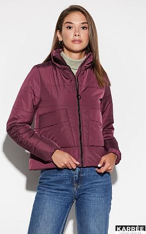 Куртка Джей, Бургунди - фото 2