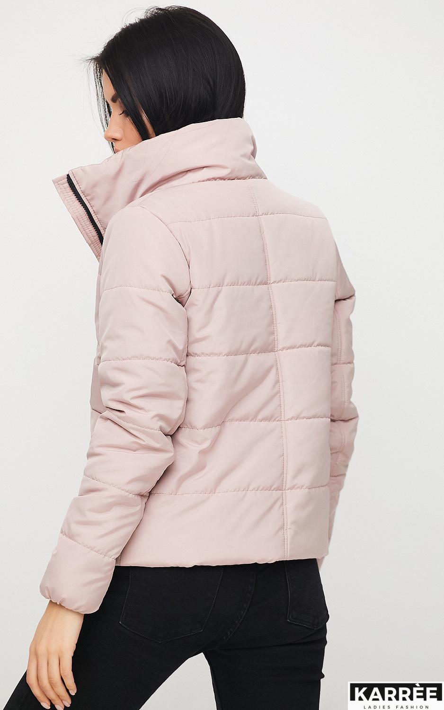 Куртка Джей, Пудровый - фото 3