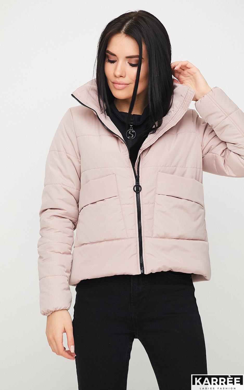 Куртка Джей, Пудровый - фото 2