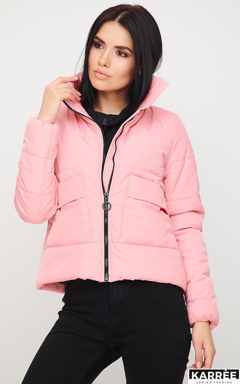 Куртка Джей, Розовый - фото 1
