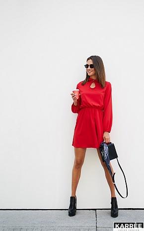 Платье Мирта, Красный - фото 1