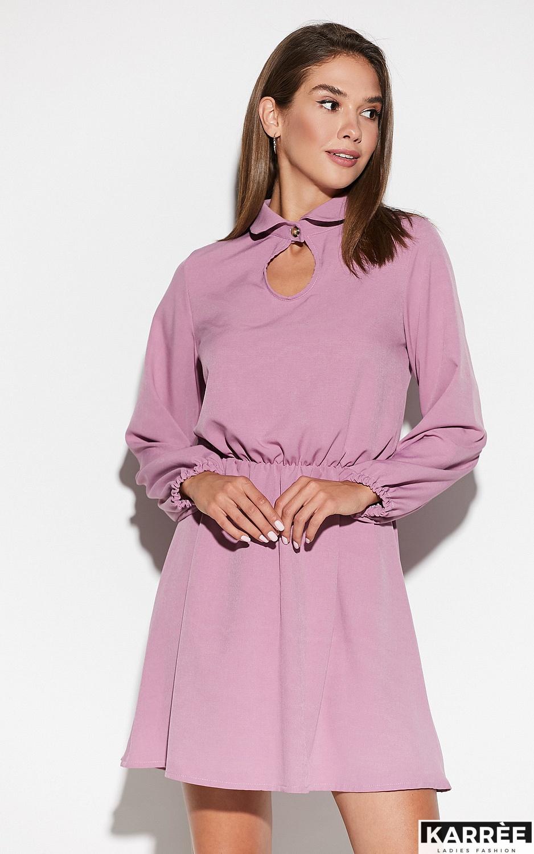 Платье Мирта, Лиловый - фото 2