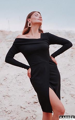 Платье Космо, Черный - фото 1