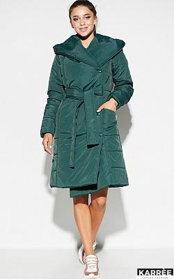 Пальто Сантино, Темно-зеленый
