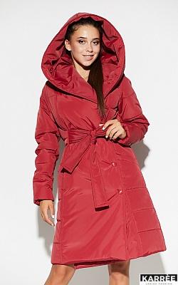 Пальто Сантино, Красный
