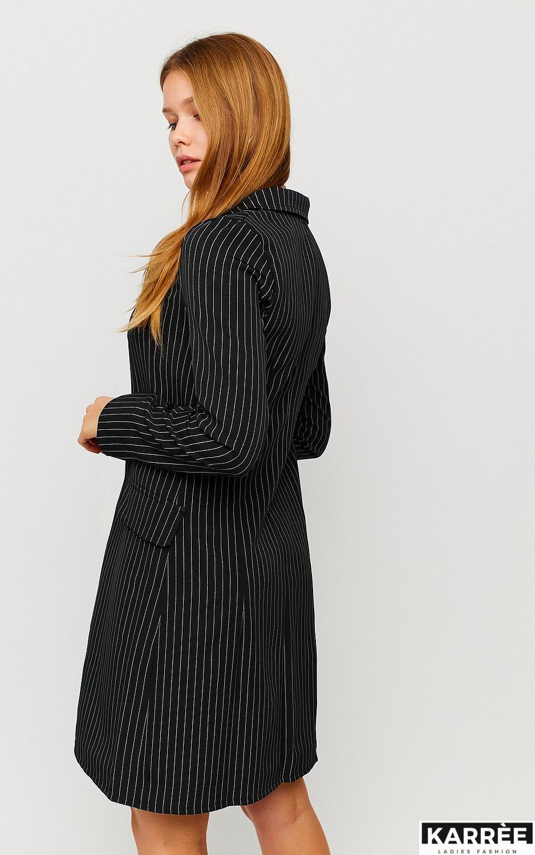 Платье Лиман, Черный - фото 2